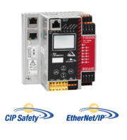 CIP Safety over EtherNet/IP