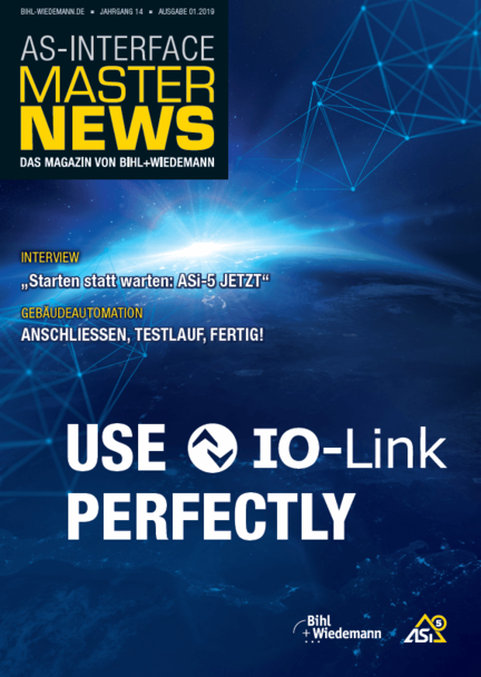 AS-Interface Master News I/2019