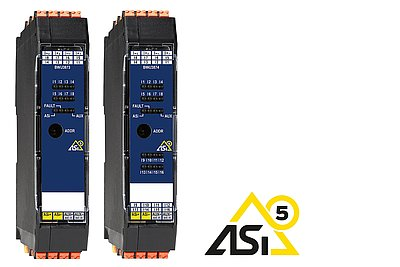 ASi-5 digital modules in IP20