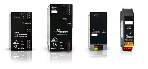 Power supply for building automation
