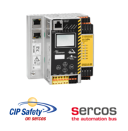 Safety Gateways CIPSafety Sercos