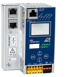 ASi-5/ASi-3 PROFINET Gateway in Stainless Steel