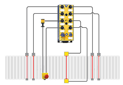 All Needed Signals in One Single Module