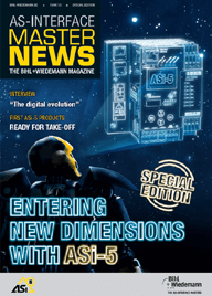 AS-Interface Master News Edizione speciale ASi-5