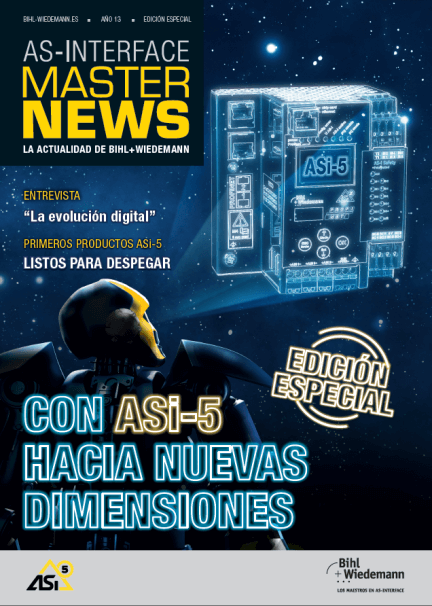 AS-Interface Master News Edición Especial ASi-5