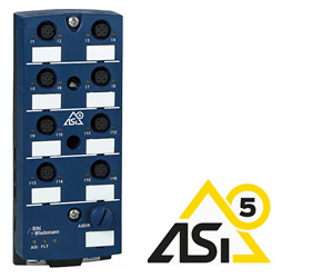 ASi-5 digital modules, available in IP67